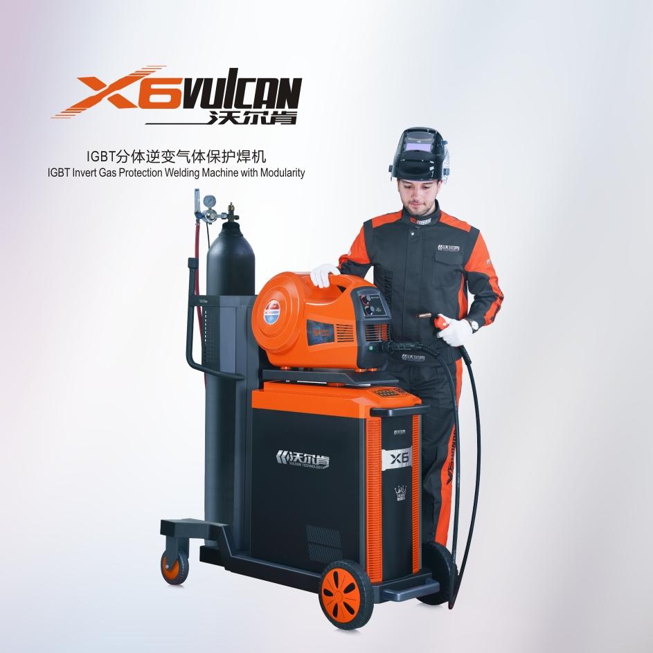IGBT分体逆变气体保护焊机 X6